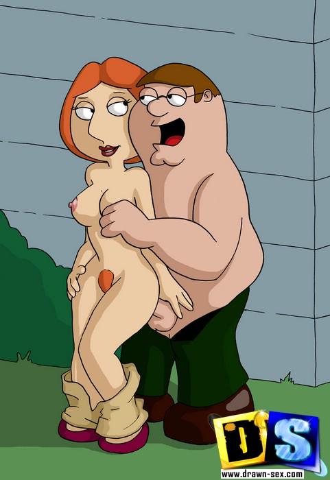 гриффины картинки секс